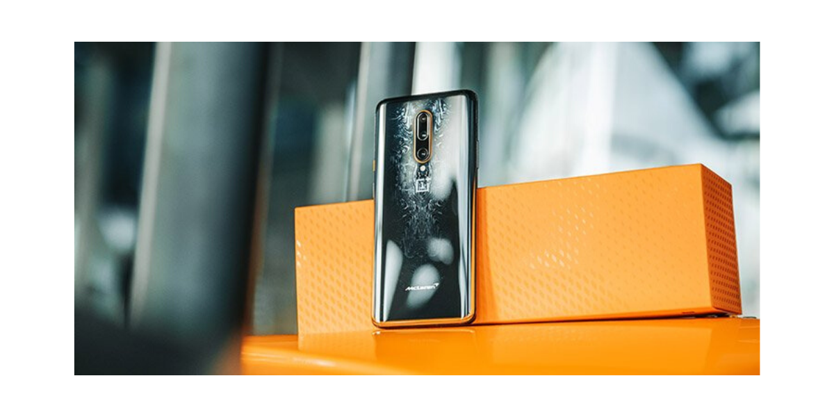 OnePlus 7T Pro McLaren edícia