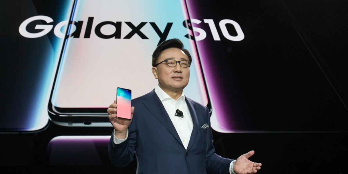 Nová aktualizácia Samsung pre S10 a S10+