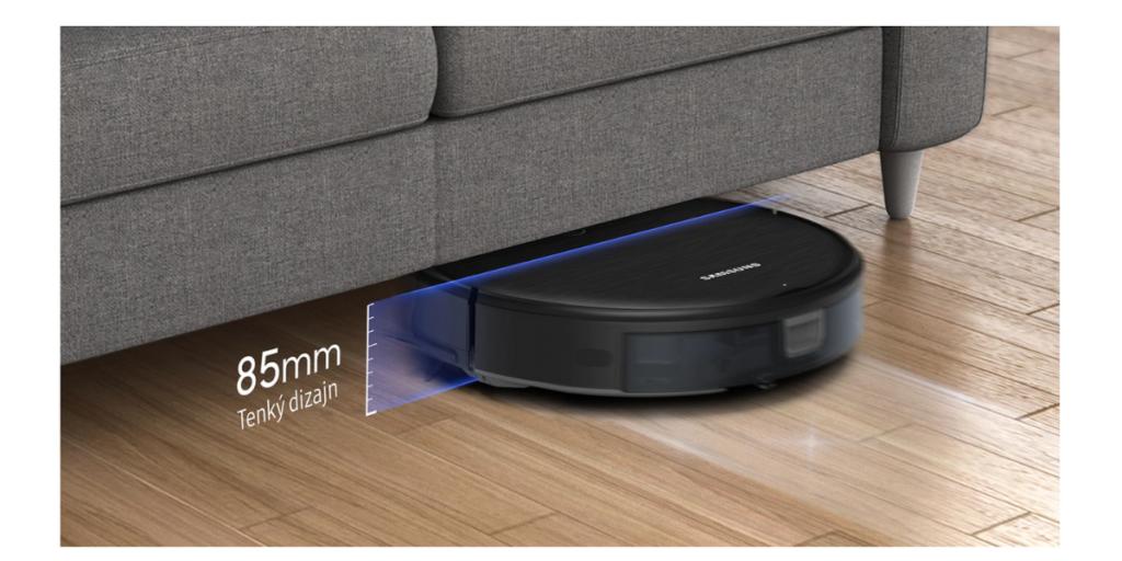 Robotický vysávač Samsung