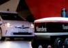 Yandex - autonómny robot