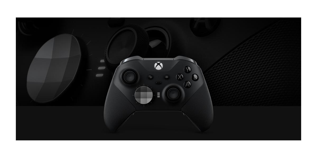 Xbox Elite 2 ovládač