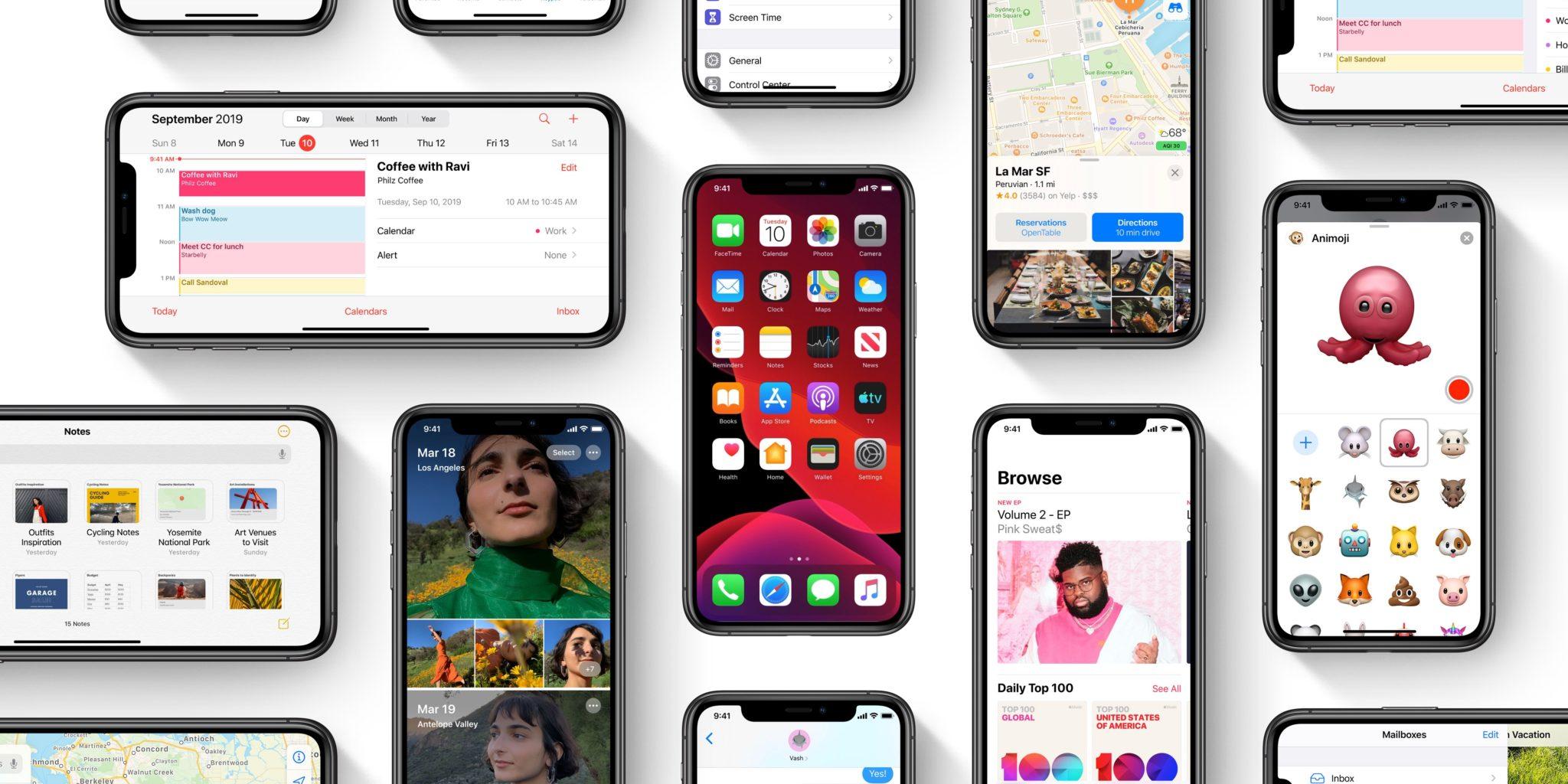 Problémy s iOS 13 už nebudú