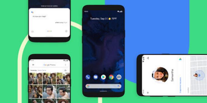 Android 10 začína byť dostupný pre ďaĺšie smartfóny v EU