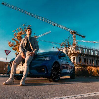 Matej Martinček testuje nový Ford Focus St Line