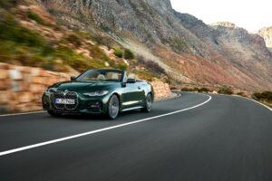 Nové BMW radu 4 Cabrio