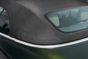 Strecha Nového BMW radu 4 Cabrio  Zdroj BMW