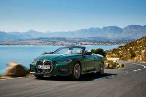 Nové BMW radu 4 Cabrio 2020