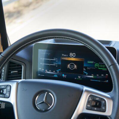 Mercedes-Benz Trucks s revolučnou novinkou vrámci bezpečnosti!