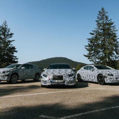 Budúcnosť elektrických automobilov Mercedes-Benz EQ