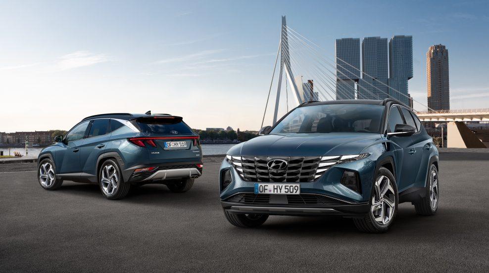 Nový Hyundai Tucson za priaznivú cenu - ZDROJ | Hyundai