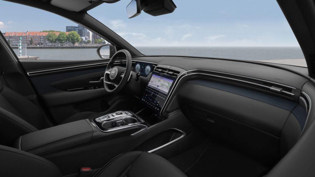 Interiér nového vozidla Hyundai Tucson 2020! Zdroj: Hyundai