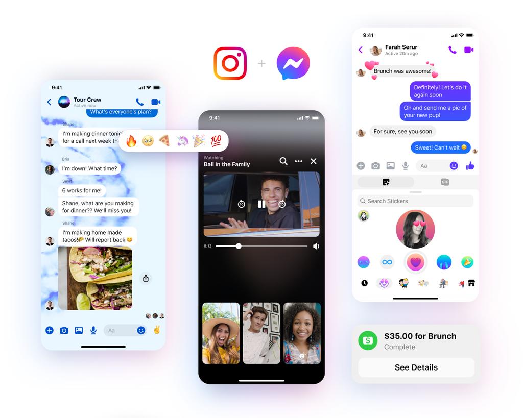 Messenger má novú funkciu a aj logo!