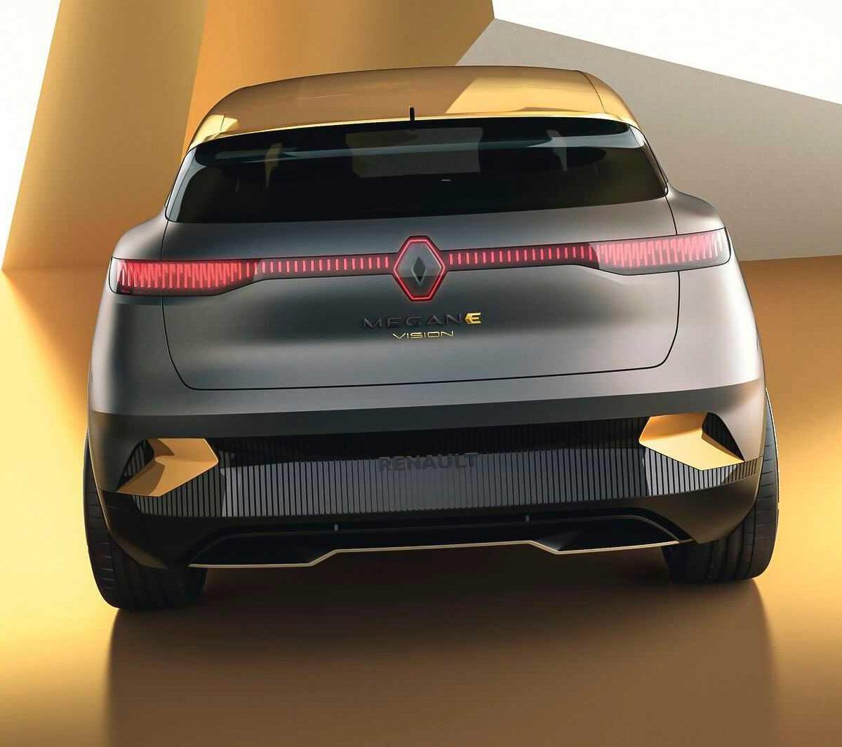 Auto budúcnosti od Renault. Nový koncept elektromobilu eVision