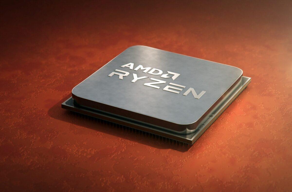 Nový procesor od AMD Ryzen 5000. Zdroj: AMD