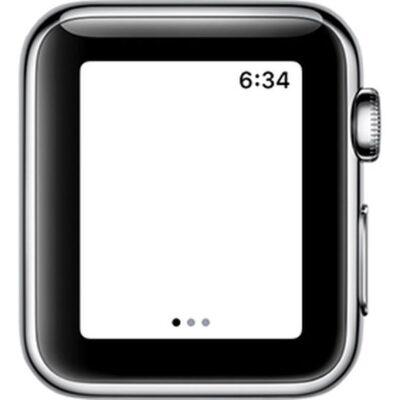 Apple Watch bezpečnostné svetlo!
