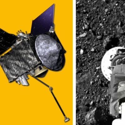 Unikátne zábery NASA