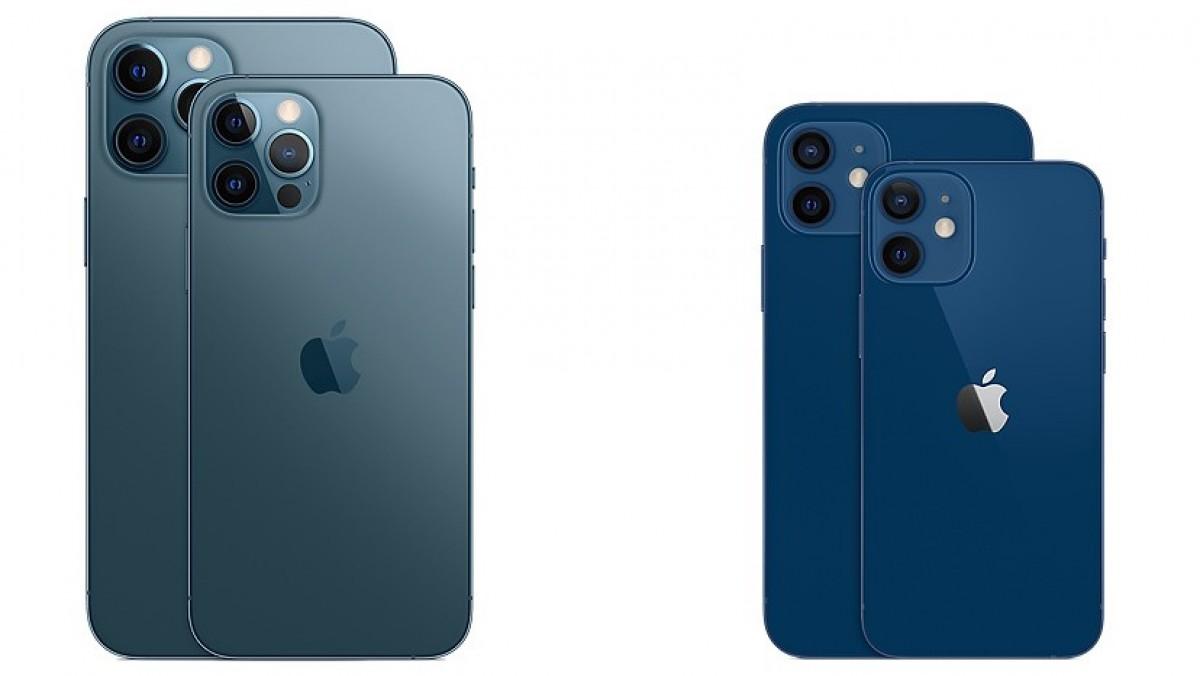 iPhone 12 Pro Max natáča dych vyrážajúce videá