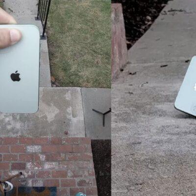 iPhone 12 padajúci test. Ako dlho vydrží?