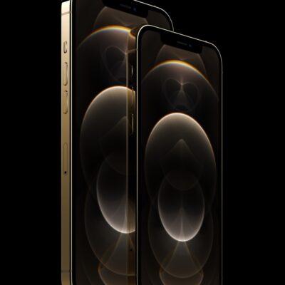 Novinka iPhone 12 Pro a Pro Max. Zdroj: Apple