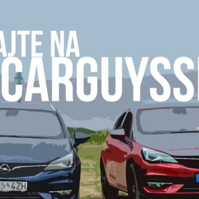 Carguyssk testujú nové vozidla