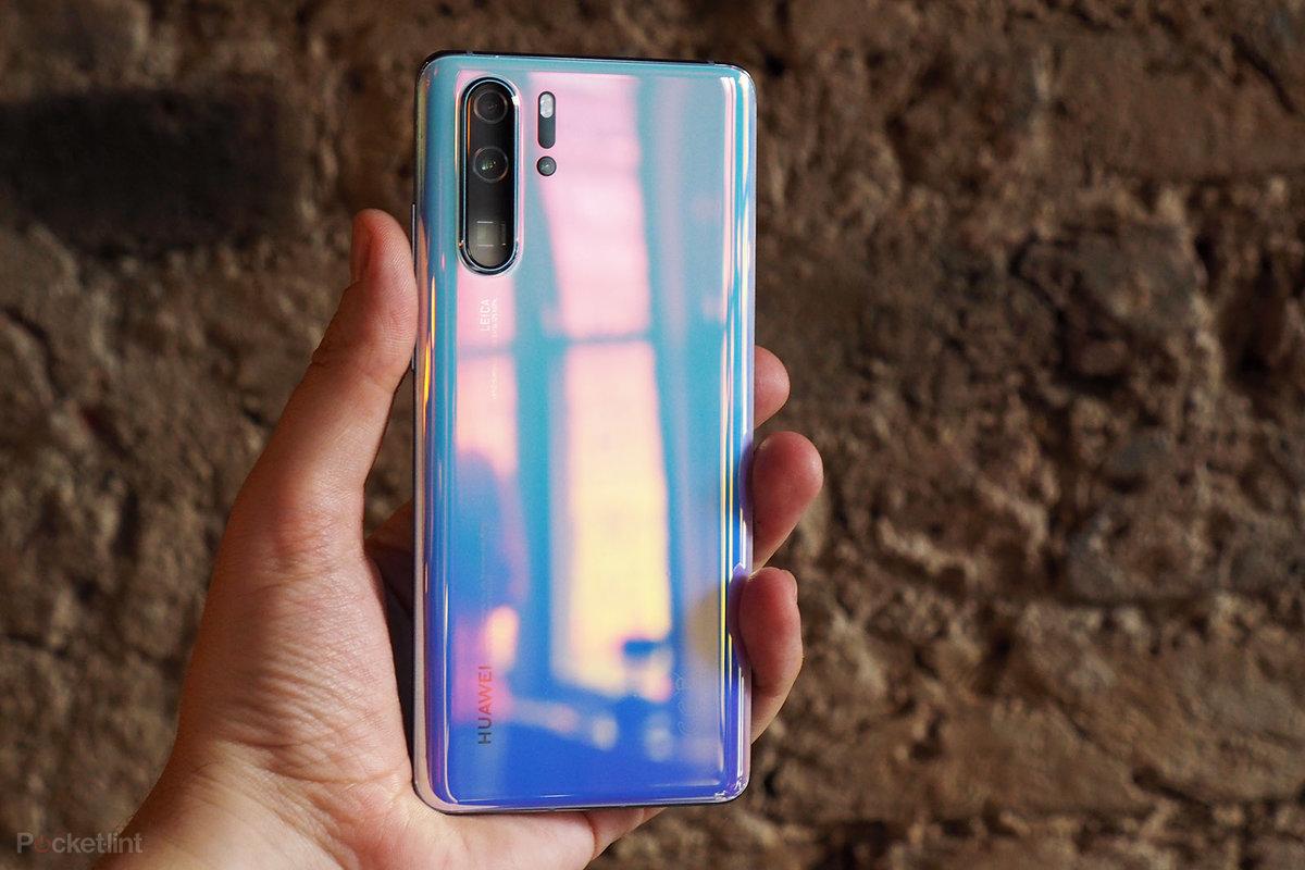 Smartfón Huawei Zdroj Titulnej foto: pocket-lint.com