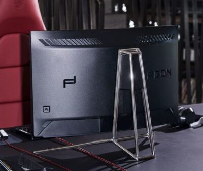 Prvý herný monitor s Porsche Design! Toto je AOC AGON PD27