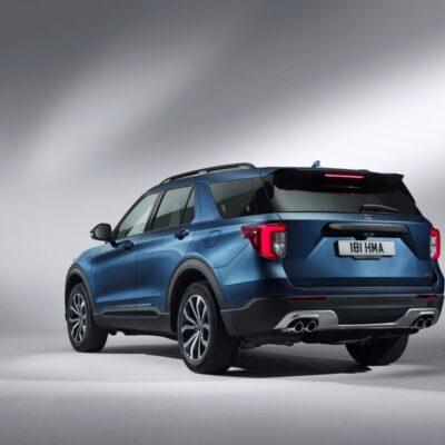 Nový Ford Explorer 2020