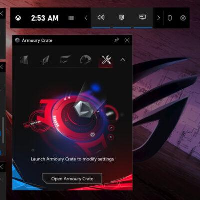 Xbox GameBar hlavné menu novinky od Microsoft!