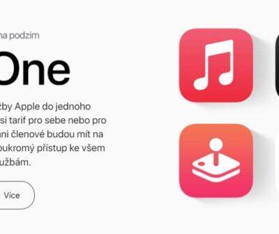 Služba Apple One je dostupná už aj u nás. Ako si ju získate?