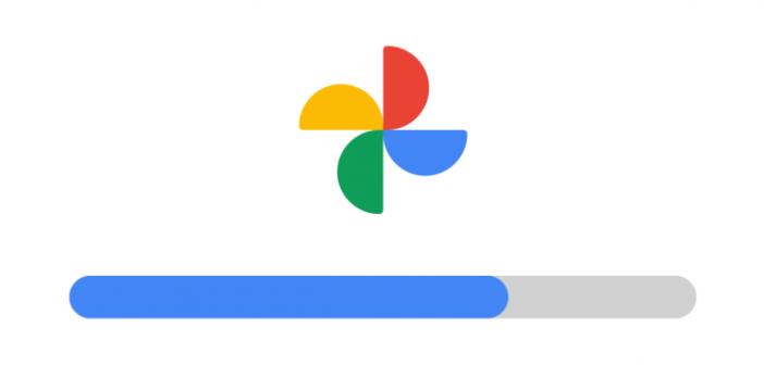 Kontrola Google Fotky úložisko 2