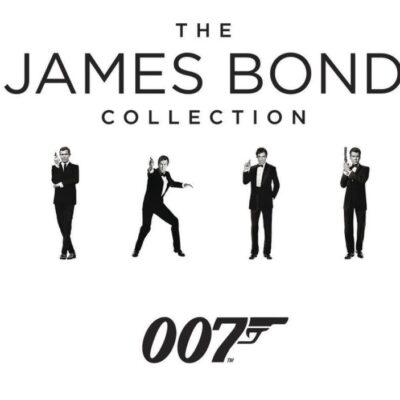 Obľúbená filmová séria James Bond mieri na HBO!