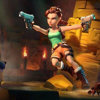Lara Croft opäť pre smartfóny