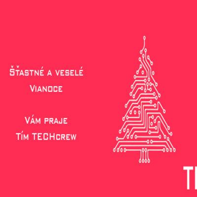 Šťastné a veselé Vianoce vám praje redakcia Techcrew.sk - VIanoce 2020