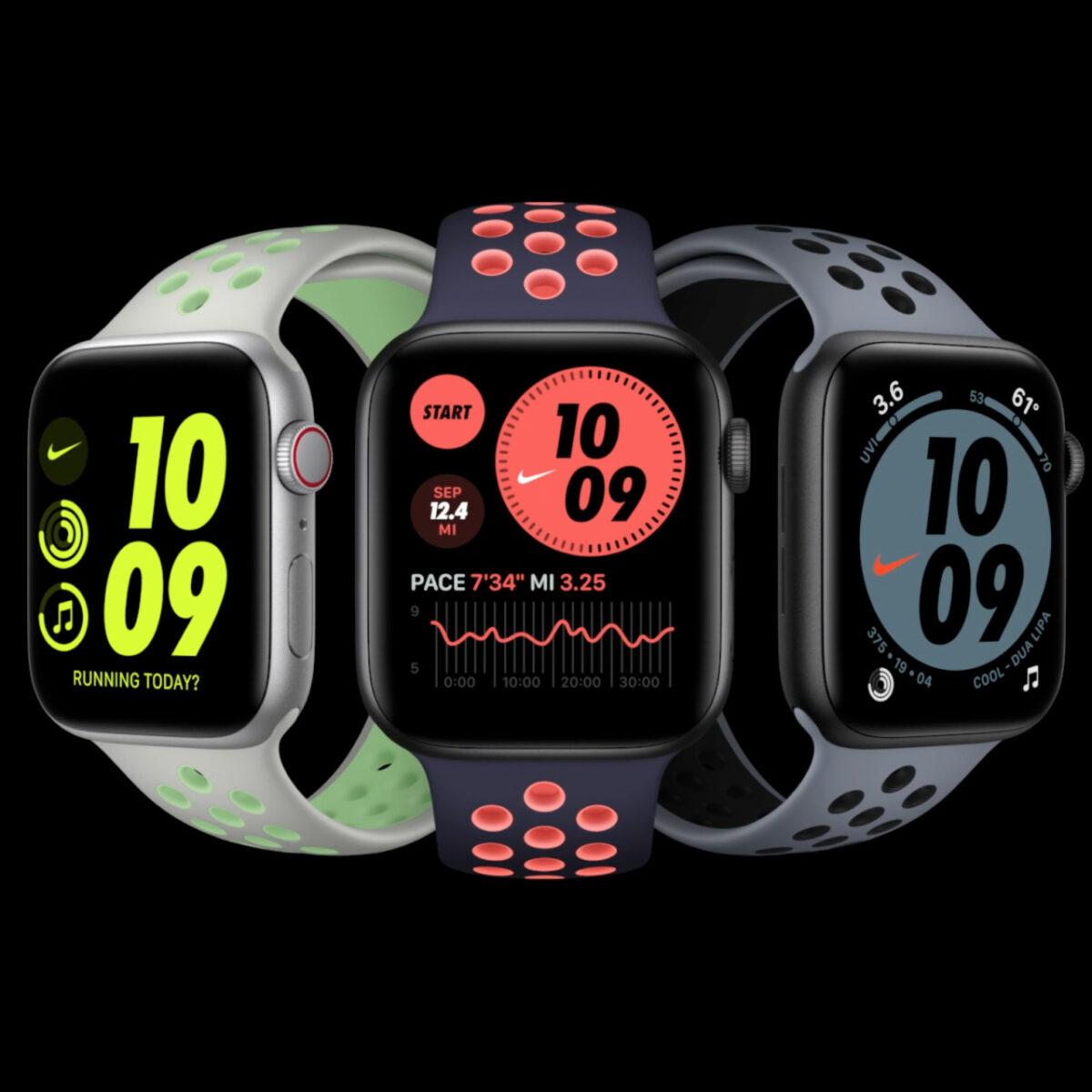 Apple Watch 6 prinášajú novú aktualizáciu, ktorá prinesie nové možnosti!