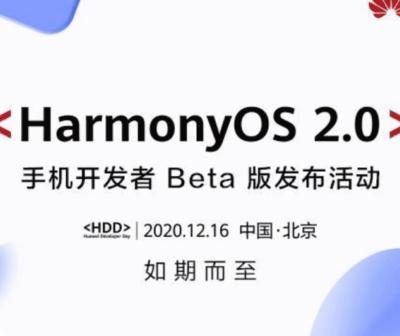 Huawei predstaví vlastný operačný systém! Harmony OS 2.0
