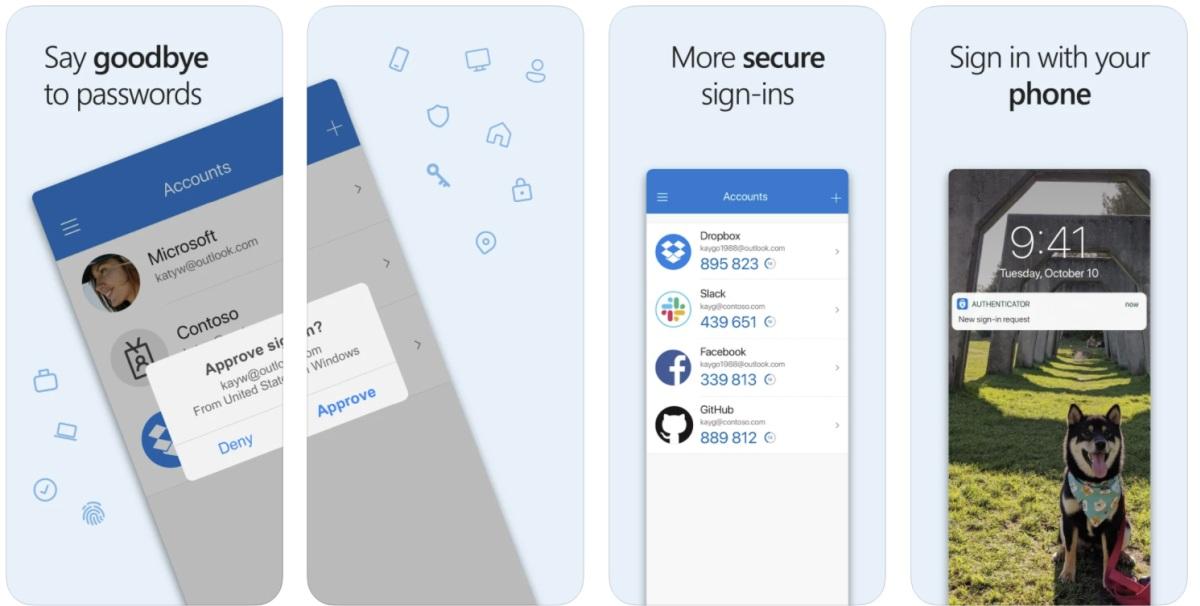 Používajte Microsoft Authenticator ako správcu hesiel! Poradíme vám