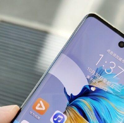 Huawei Nova 8 s malou batériou!