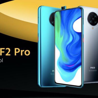 Toto je Poco F2 Pro!