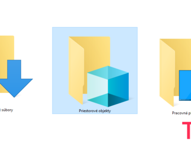 Windows 10 príde o jeden priečinok!