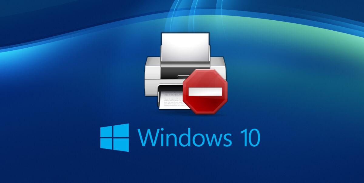Máte problémy s tlačiarňou vo Windows 10? Vyriešte si to sami
