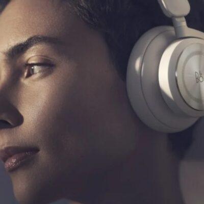 40 hodín prehrávania hudby s B&O Beoplay HX
