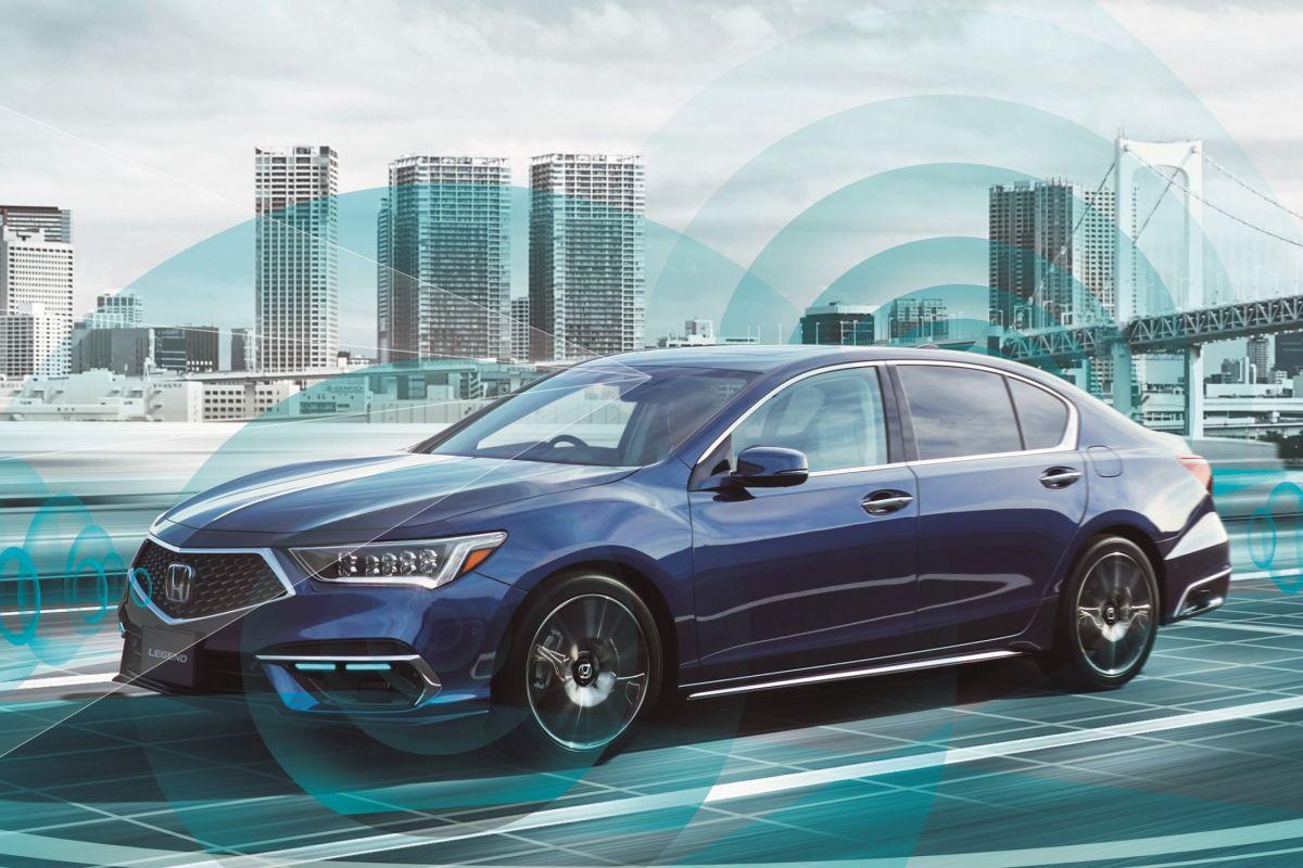 Honda vyvinula nové autonómne riadenie!