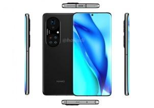 Takto bude vyzerať Huawei p50 Pro?
