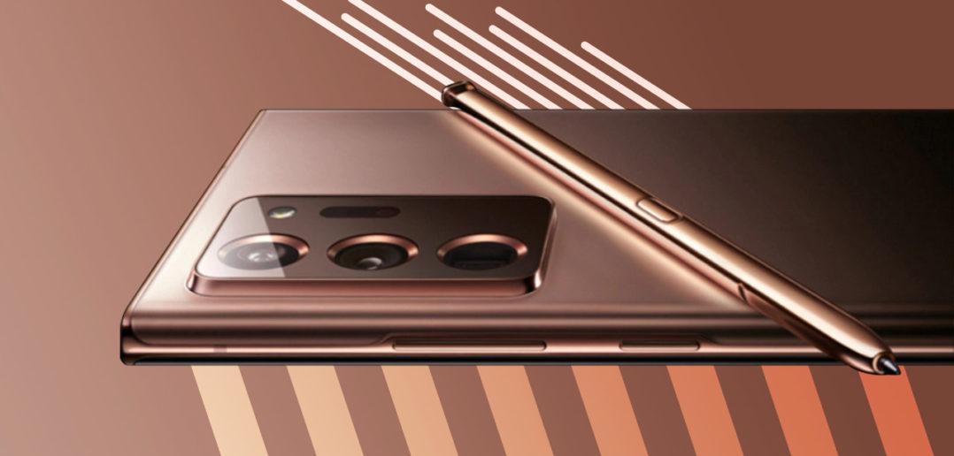 Samsung Galaxy Note 20! Toto získa z vyššej modelovej série