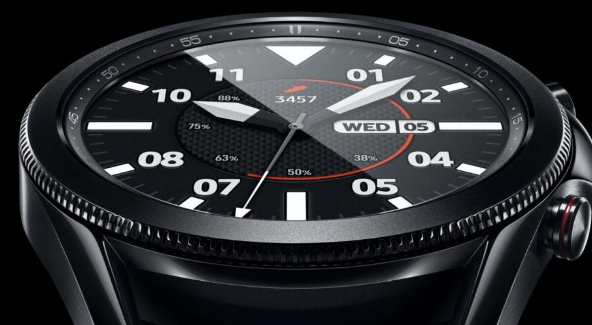 Samsung Galaxy Watch4 Classic!