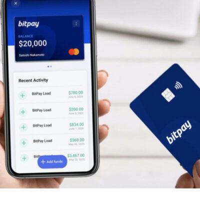 Mastercard platba kryptomenami